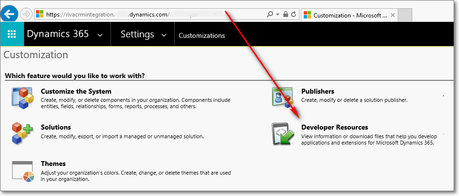 Dynamics CRM: Find the Organization ID(s) and Name(s