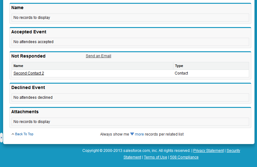 Salesforce: Enable the Shared Activities Features